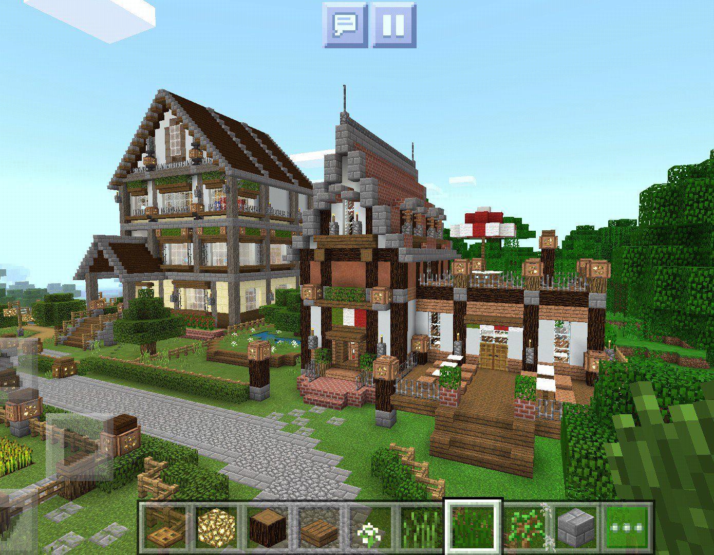 家 設計 図 マイクラ