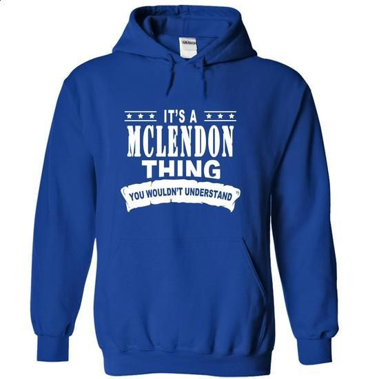 Its a MCLENDON Thing, You Wouldnt Understand! - #gifts #gift basket