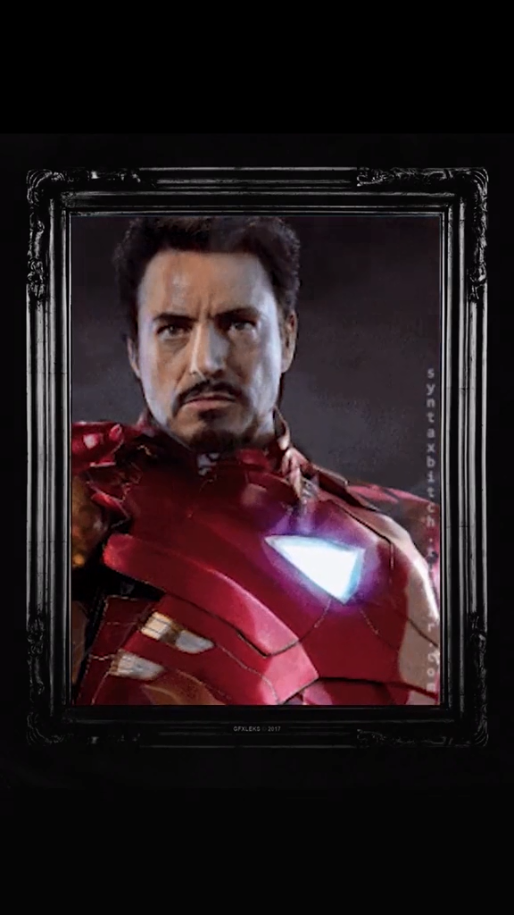 Changes of the Avengers Ironman CaptainAmerica