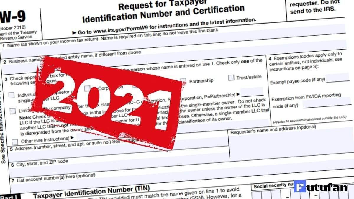 W9 Form 2021 Futufan Futufan W 9forms Money Irs Finance Tax W9 Form 2021 Irs Forms Personal Calendar Irs