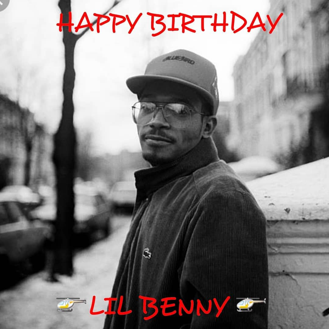 Happy Birthday To Lil Benny Aka The Helicopter🚁🚁. Your