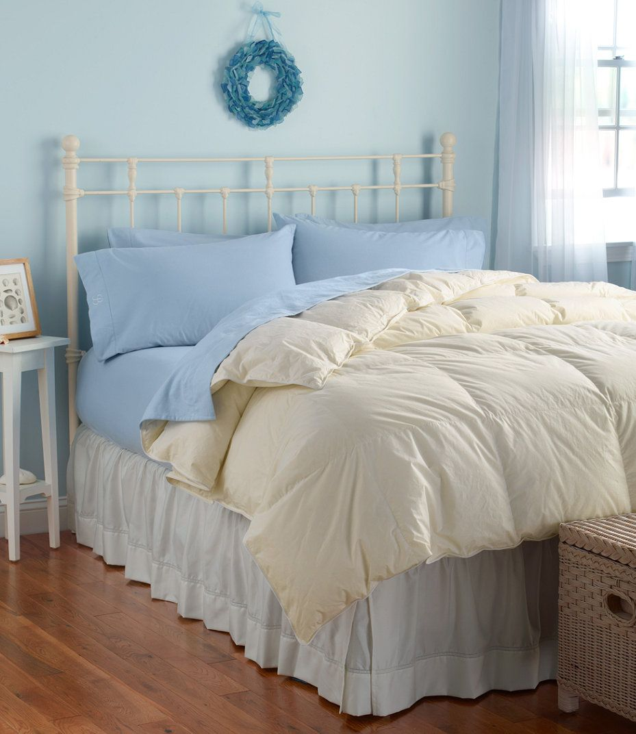 Bifl Baffle Box Stitch Down Comforter By Ll Bean Down Comforter