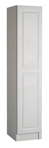 Best Quality One 15 X 72 White Laminate Utility Cabinet At 400 x 300
