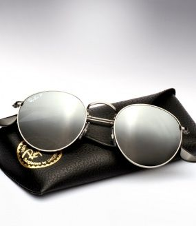 d56e28932d Ray Ban RB3447 019 30 Round Metal 4800 - 5200
