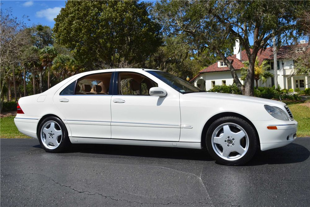 2002 mercedes benz s430 w220 mercedes benz mercedes benz