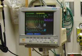 hospital heart rate monitor - Google Search | Heart ...