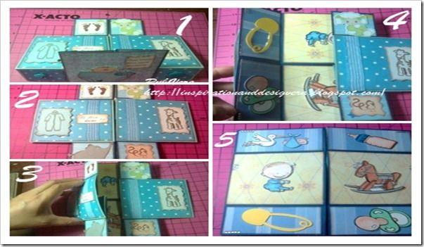 Tarjetas creativas de amor hechas a mano paso a paso - Imagui - tarjetas creativas