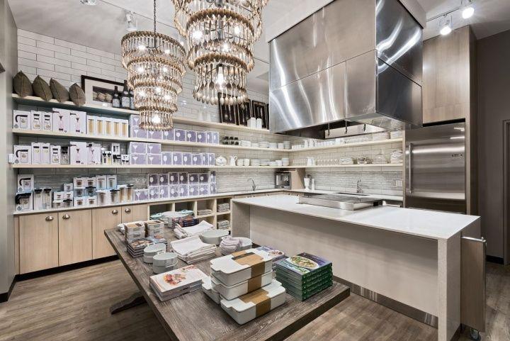 Teatro Verde Cucina store at Bayview Village by GHA Toronto