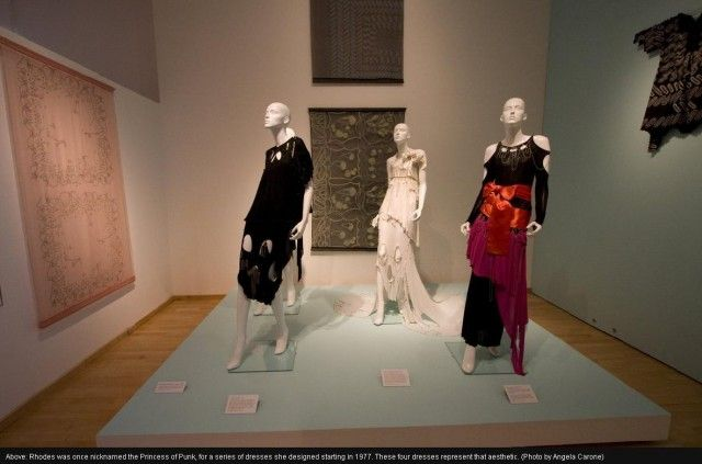Studio54\\Fashion&Style.The Person:Zandra Rhodes - Forever, Michael
