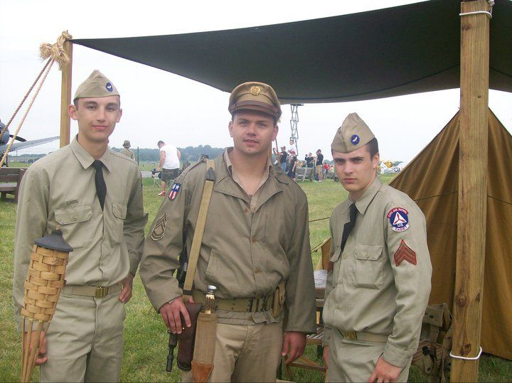 WWII Historical Reenactment Weekend, Reading, PA, 2011 | CAP