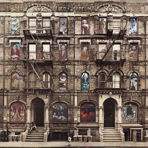 Led Zeppelin Physical Graffiti All Time Best Albums