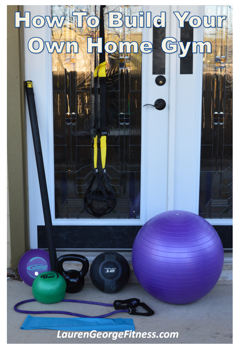 Building Your Own Home Gym - My favorite home workout gear and where