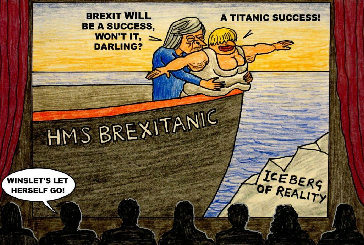 Pin By T On Uk Politics Brex It Political Satire