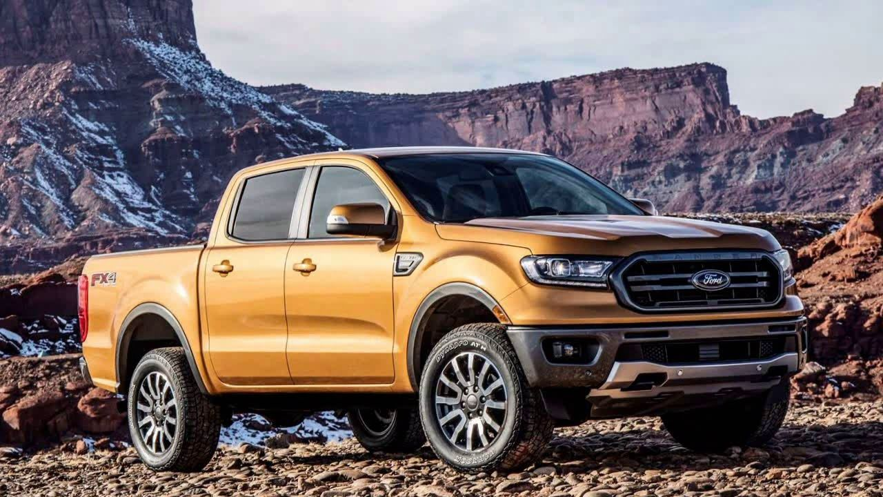 2019 Ford Ranger Interior Exterior Styling At First We Also