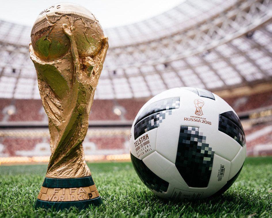 Así es el balón oficial de la Copa Mundial de Fútbol de Rusia 2018 ... 833255855d983