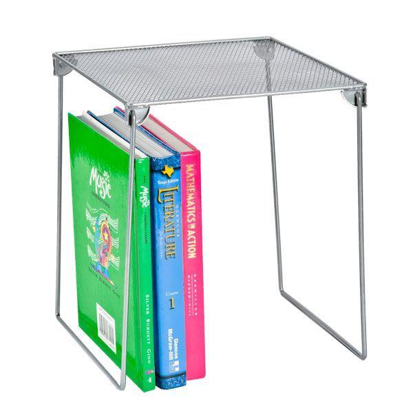 Silver Mesh Locker Shelf Locker Shelves Locker Organization Office Supply Organization