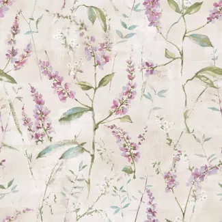 Shop For Wallpaper At Target Find Removable Peel Stick And Self Adhesive Wallpaper In A Variety Of Pattern Wallpaper Peel And Stick Wallpaper Purple Floral