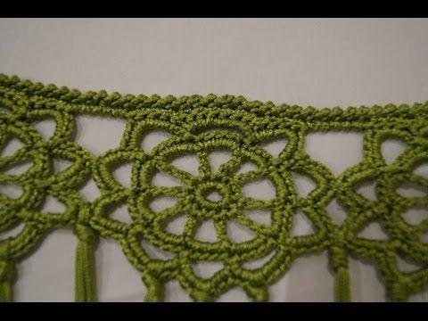 Como Hacer Un Manton De Crochet Unir Rosetas Youtube Flecos De Ganchillo Puntadas De Ganchillo Croché
