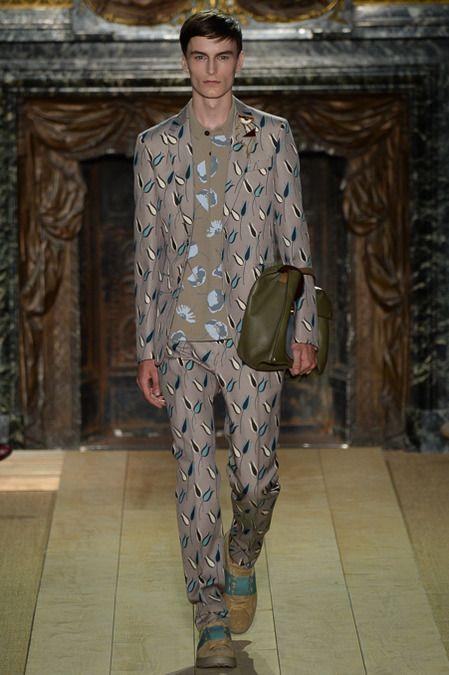 Farb-und Stilberatung mit www.farben-reich.com - Valentino #ss15 #menswear #collection #pmfw #fashionweek #styledotcom