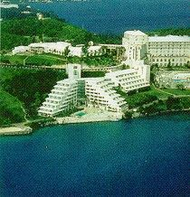 Gone But Not Forgotten Marriott Castle Harbor In Bermuda Sigh