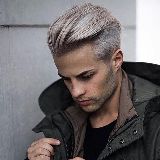16 Neu Frisuren Männer Mittellang Nach Hinten   Männer