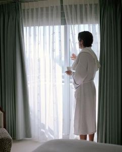 How To Choose Window Coverings Or Curtains For A Patio Sliding