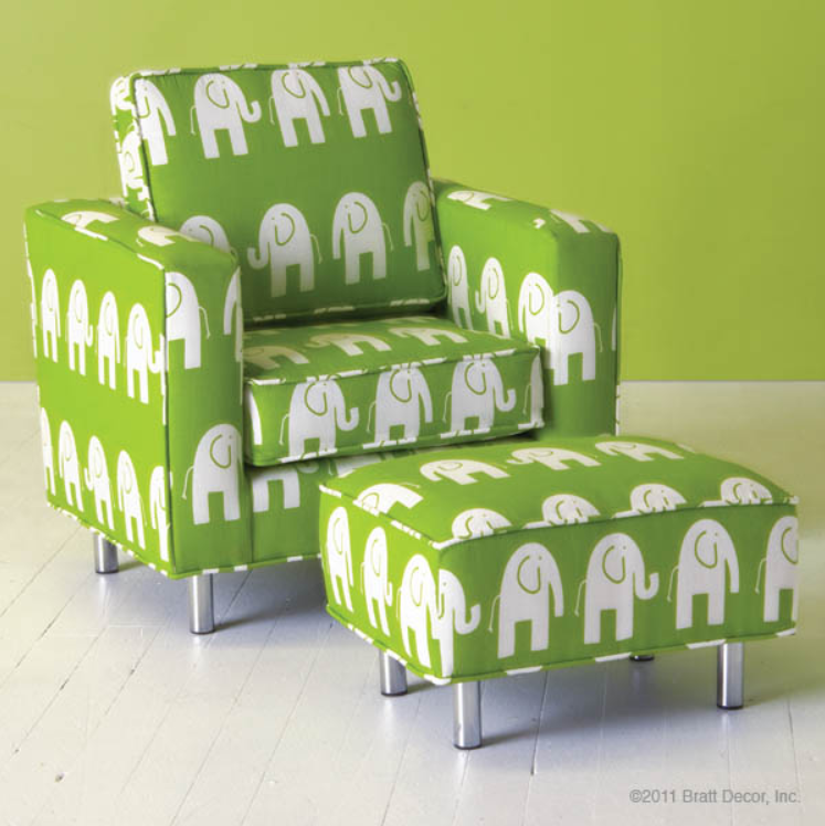 toddler chair and ottoman back arch support for elephant kids if only it wasn t so expensive i mean why not buy a 450 your