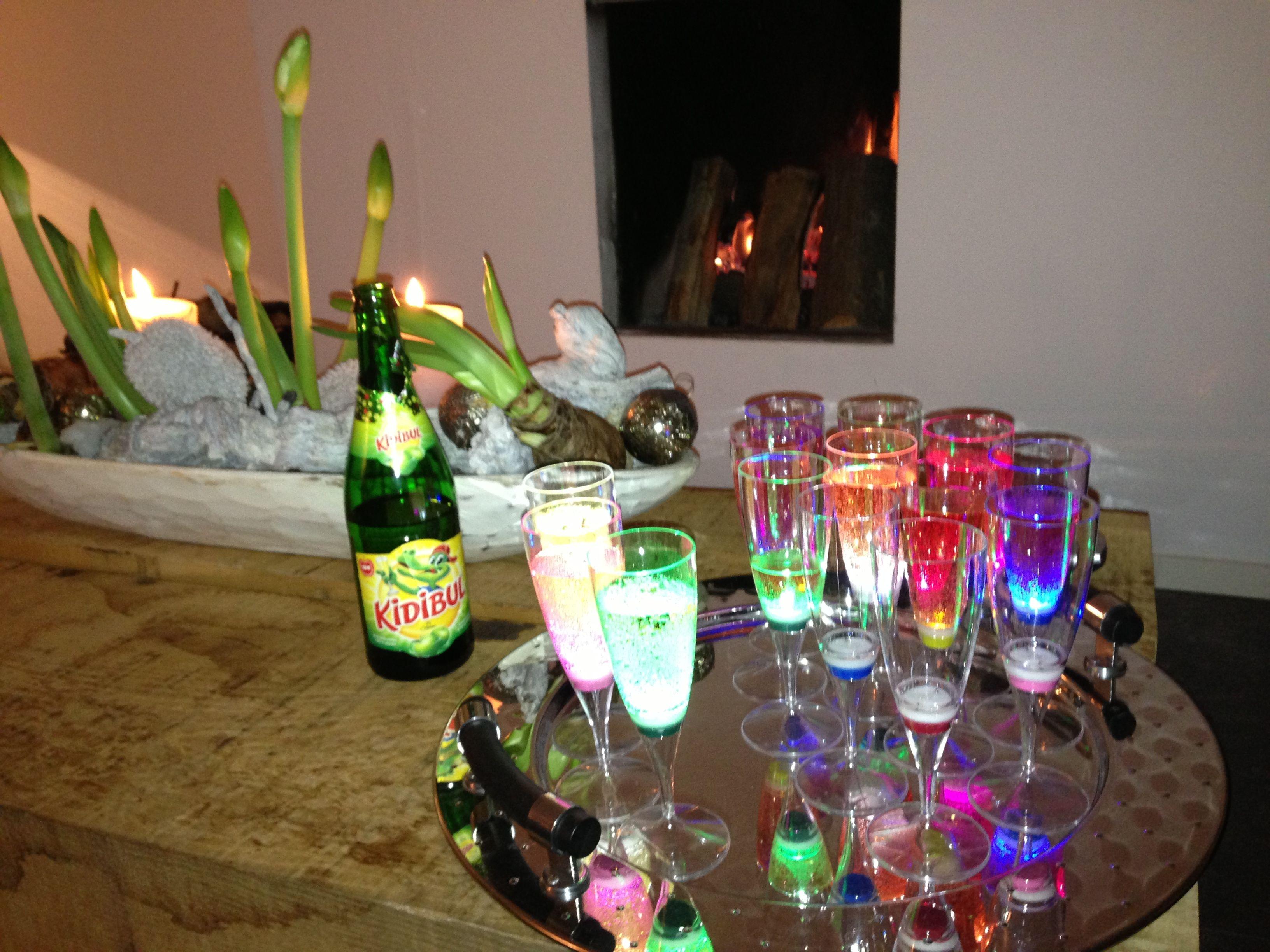 Einde van 2012 vieren...