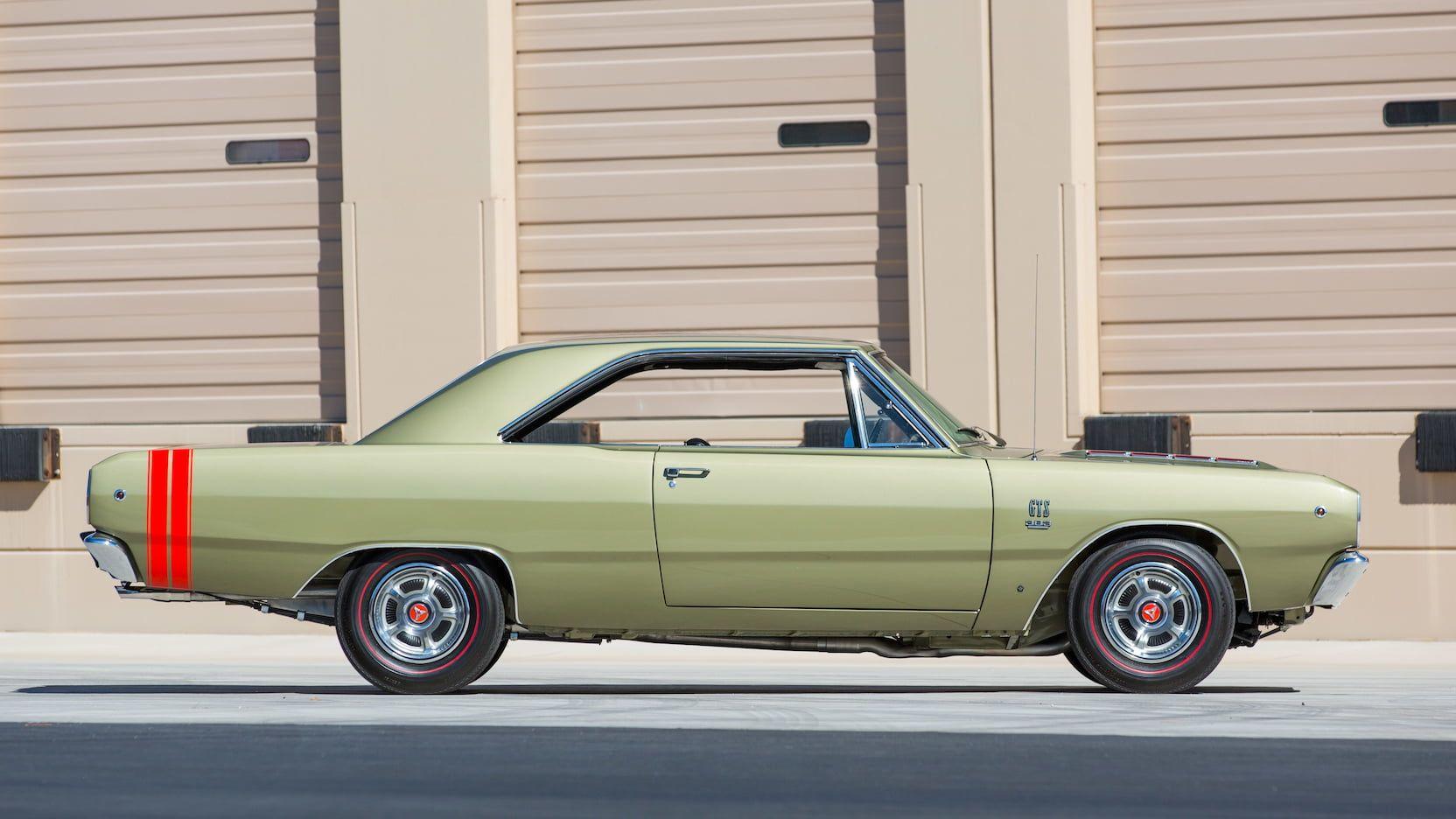 1968 Dodge Dart Gts F99 Las Vegas 2018 Dodge Dart Dodge