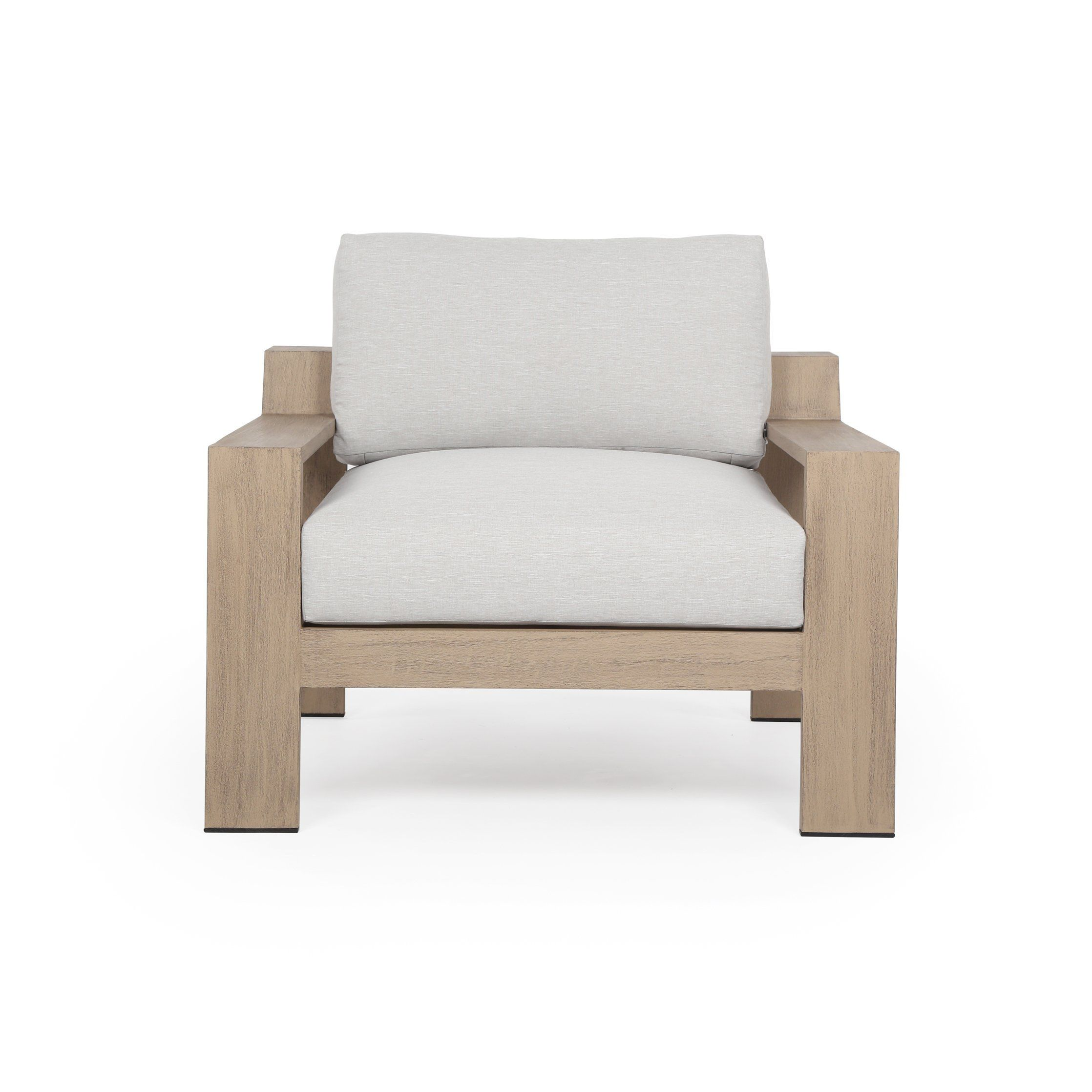 Monterey Outdoor Chair In Washed Brown In 2020 Outdoor Chairs Teak Outdoor Furniture