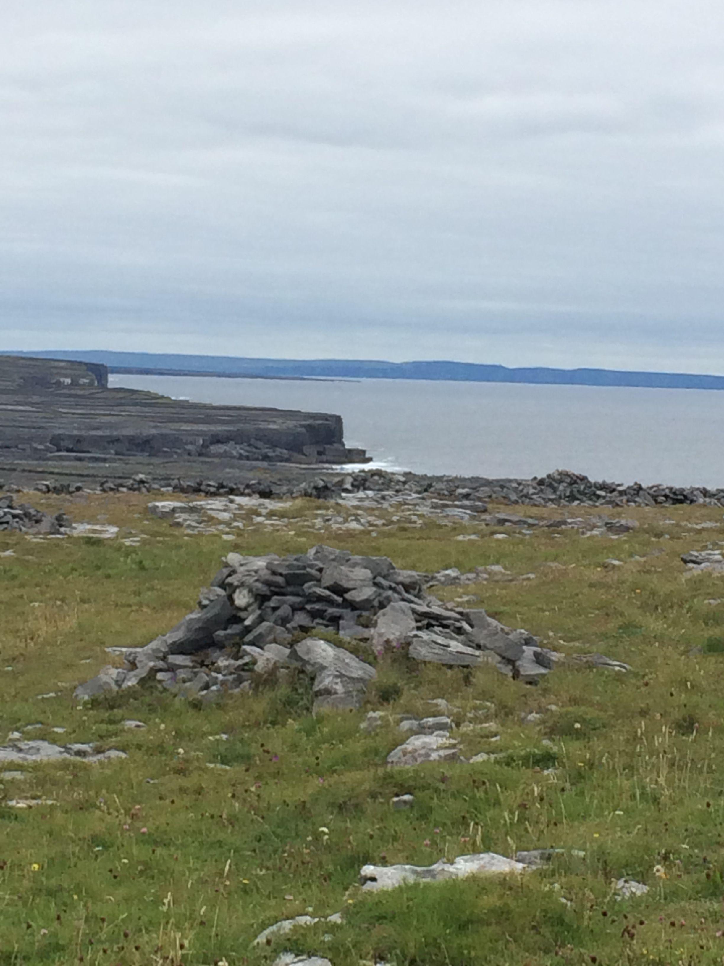 Burren, County Clare - Irlanda agosto 2015