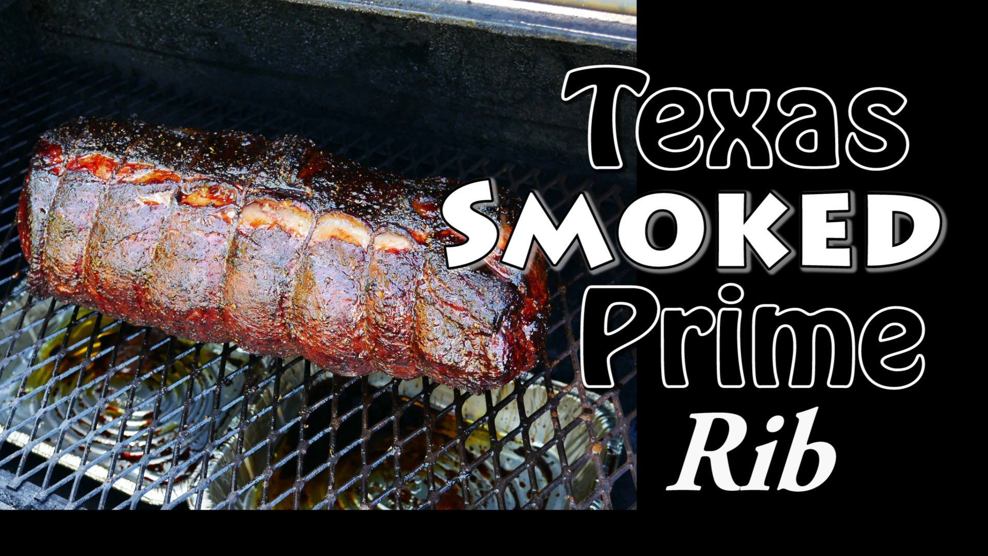 Pin On Smoked Prime Rib