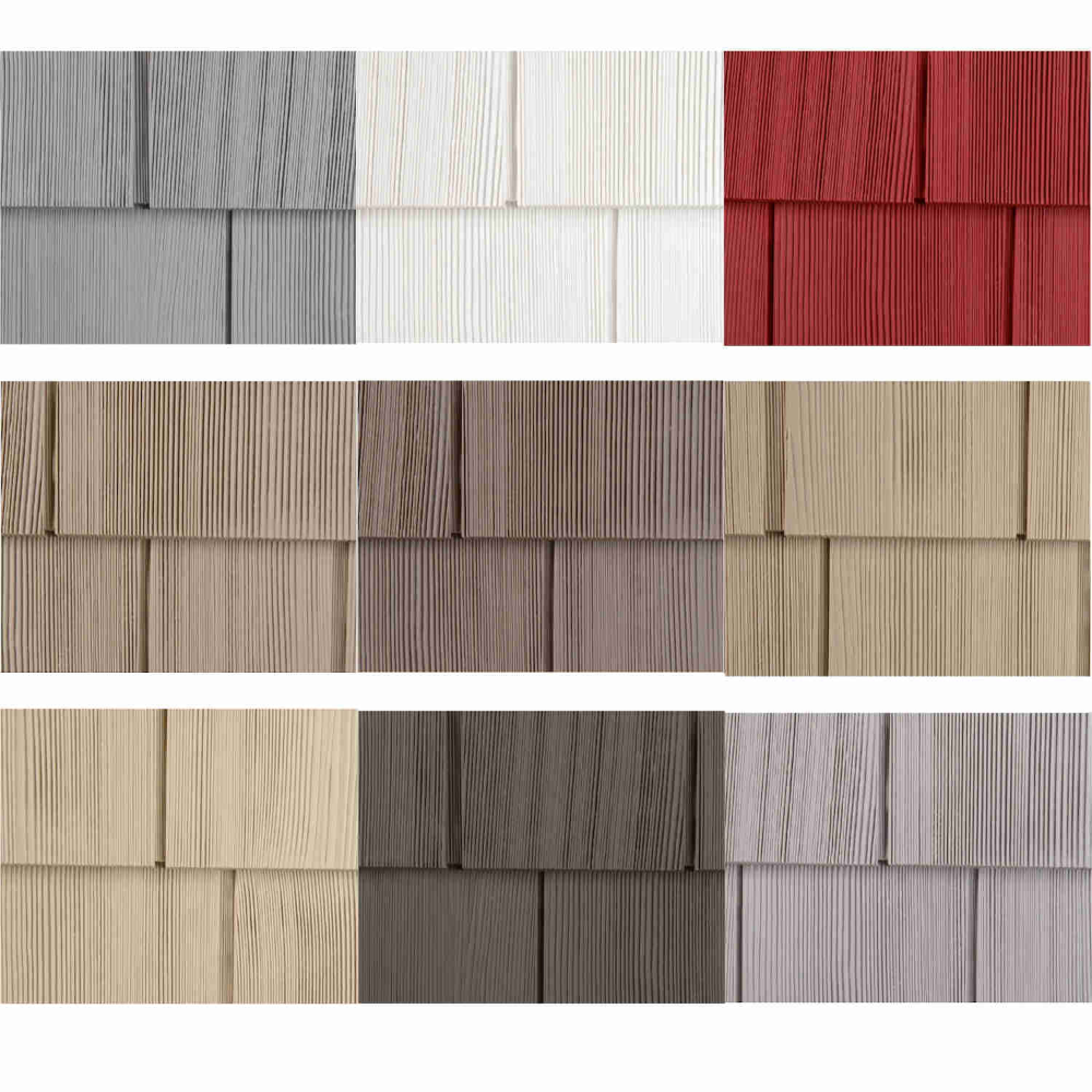 Homeside Select Cedar Shake Vinyl Siding In 2020 Vinyl Shake Siding Vinyl Cedar Shake Siding Cedar Shake Siding Colors