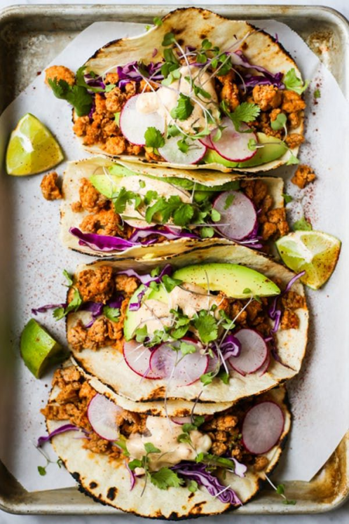 Photo of CHIPOTLE CHICKEN TACOS (30 MINUTES). The 21 Fastest Paleo Recipes in the Univers…