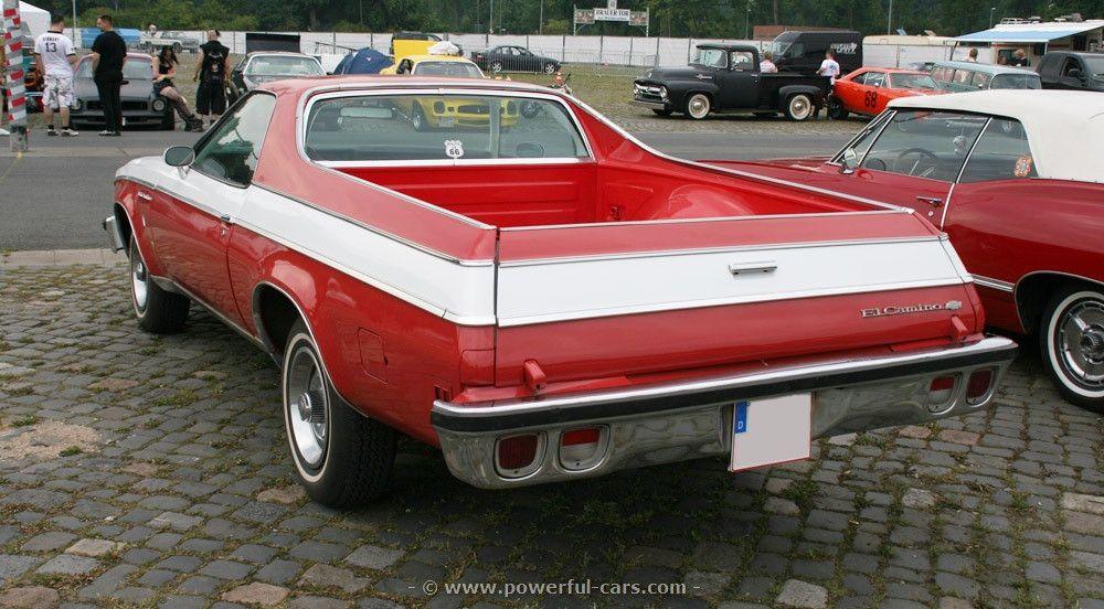 1977 El Camino Chevrolet El Camino 1977 Chevrolet Classic