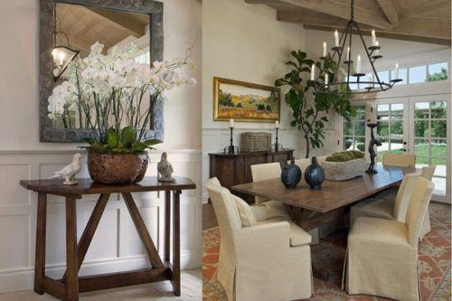 Santa Barbara Interior Design Firms Dining Room Pinterest