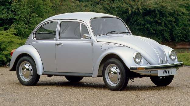 The VW Beetle was the result of an order from Adolf Hitler to Ferdinand Porsche to develop a car for... - Volkswagen