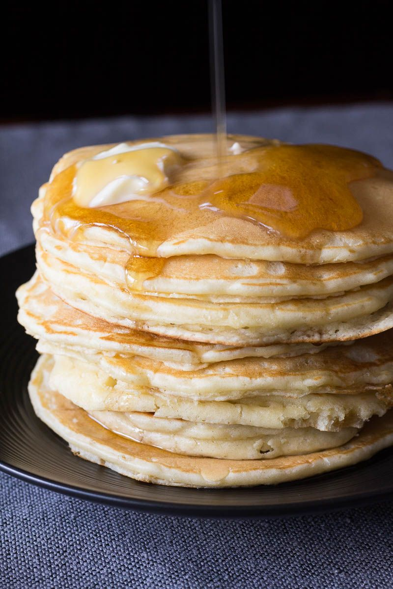 Pancakes from scratch recipe pancakes tasty and ads make pancakes from scratch with this simple and easy recipe theyre fluffy ccuart Gallery