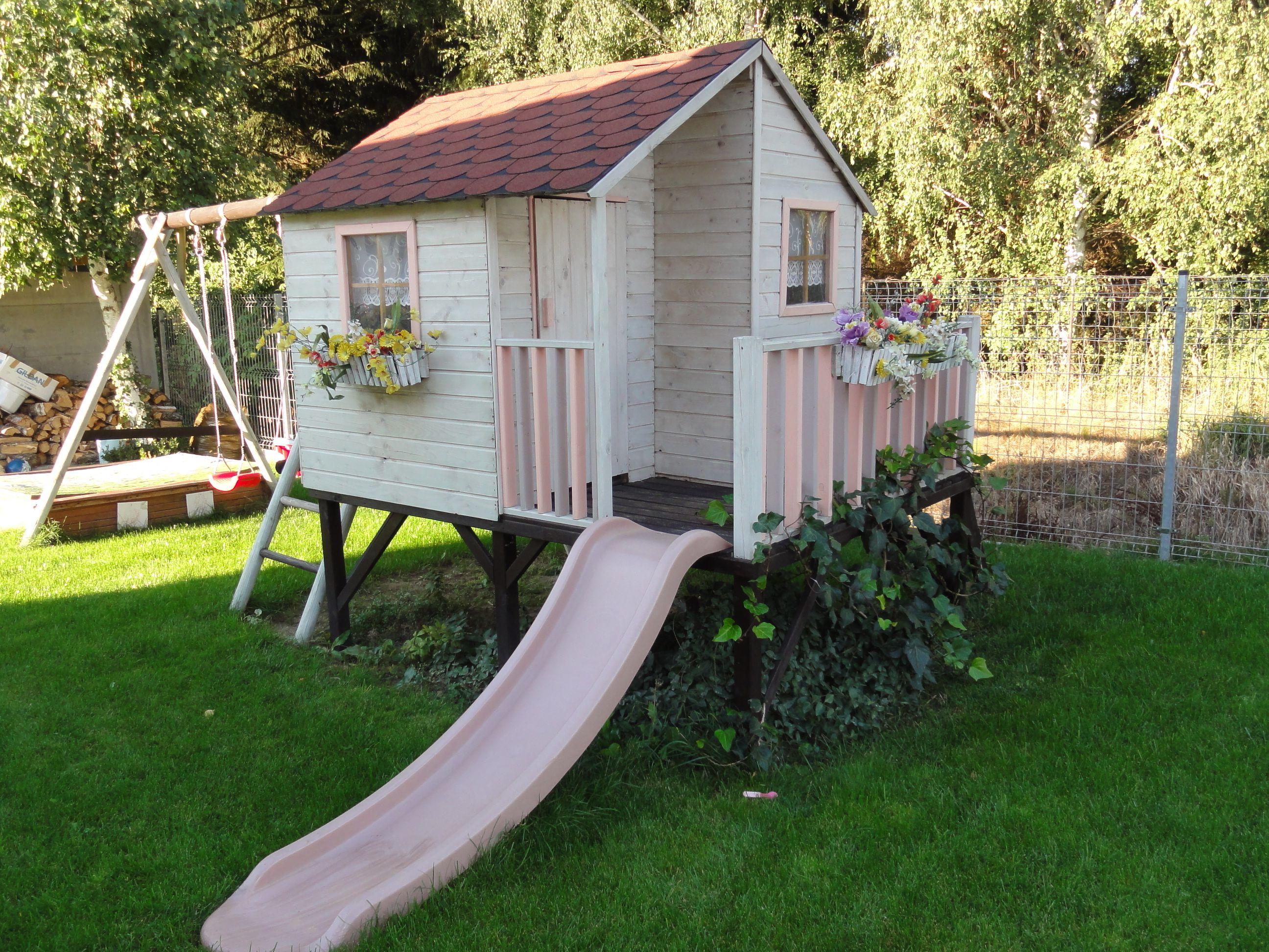 Domek Ogrodowy Dla Dzieci Jurek Ogrodosfera Pl Outdoor Structures Outdoor Garden