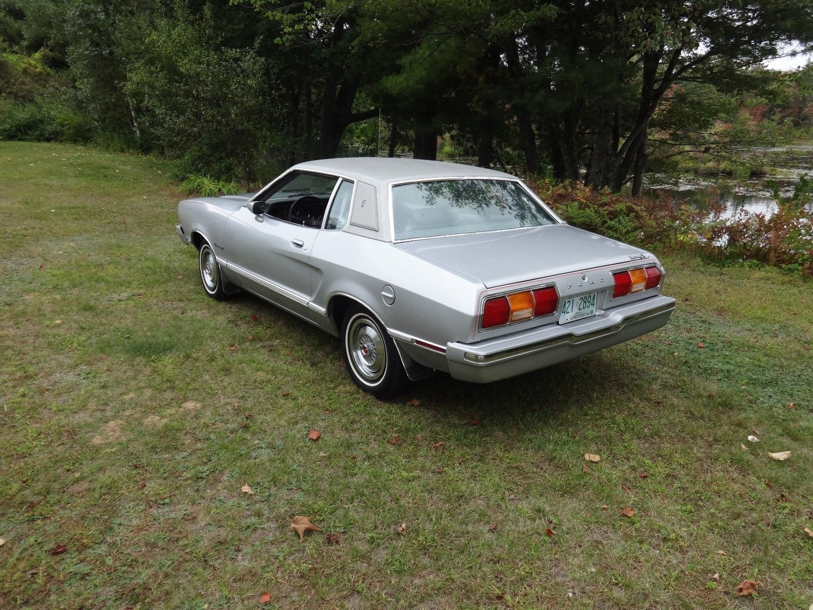 1976 Ford Mustang II Values Hagerty Valuation Tool