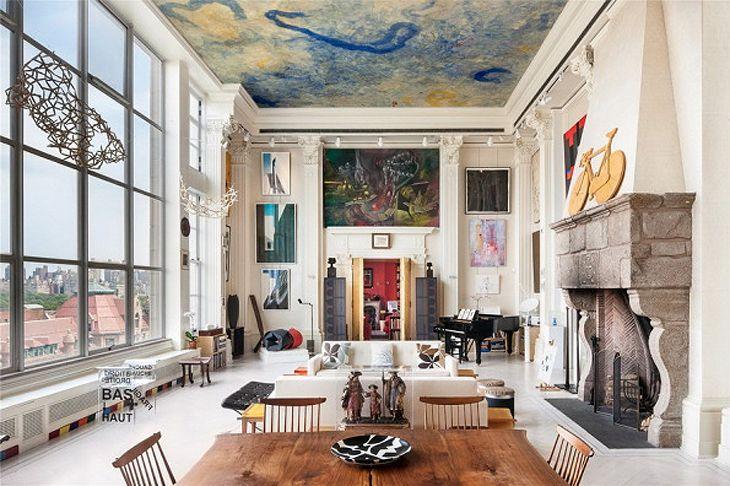 Eclectic and Stylish in New York   S t a r d u s t - Decor & Style ...