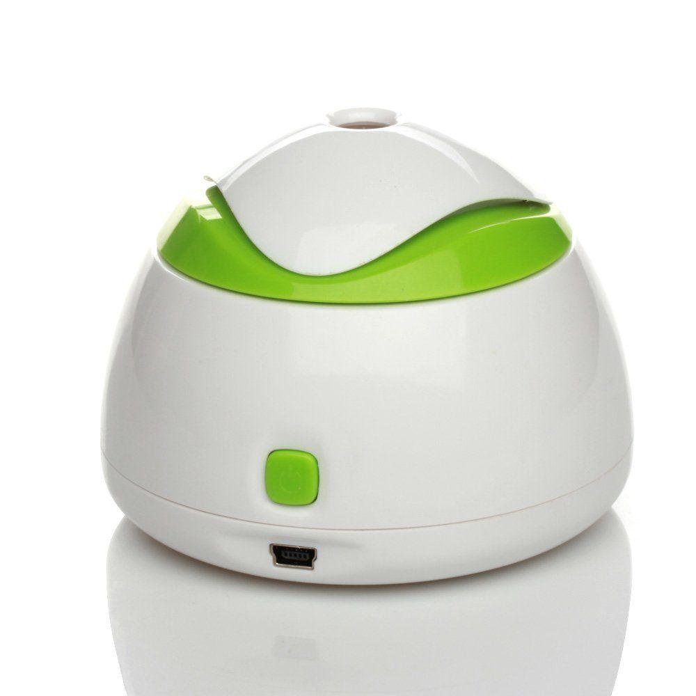 Flexzion Mini USB Mist Humidifier Air Purifier Freshener