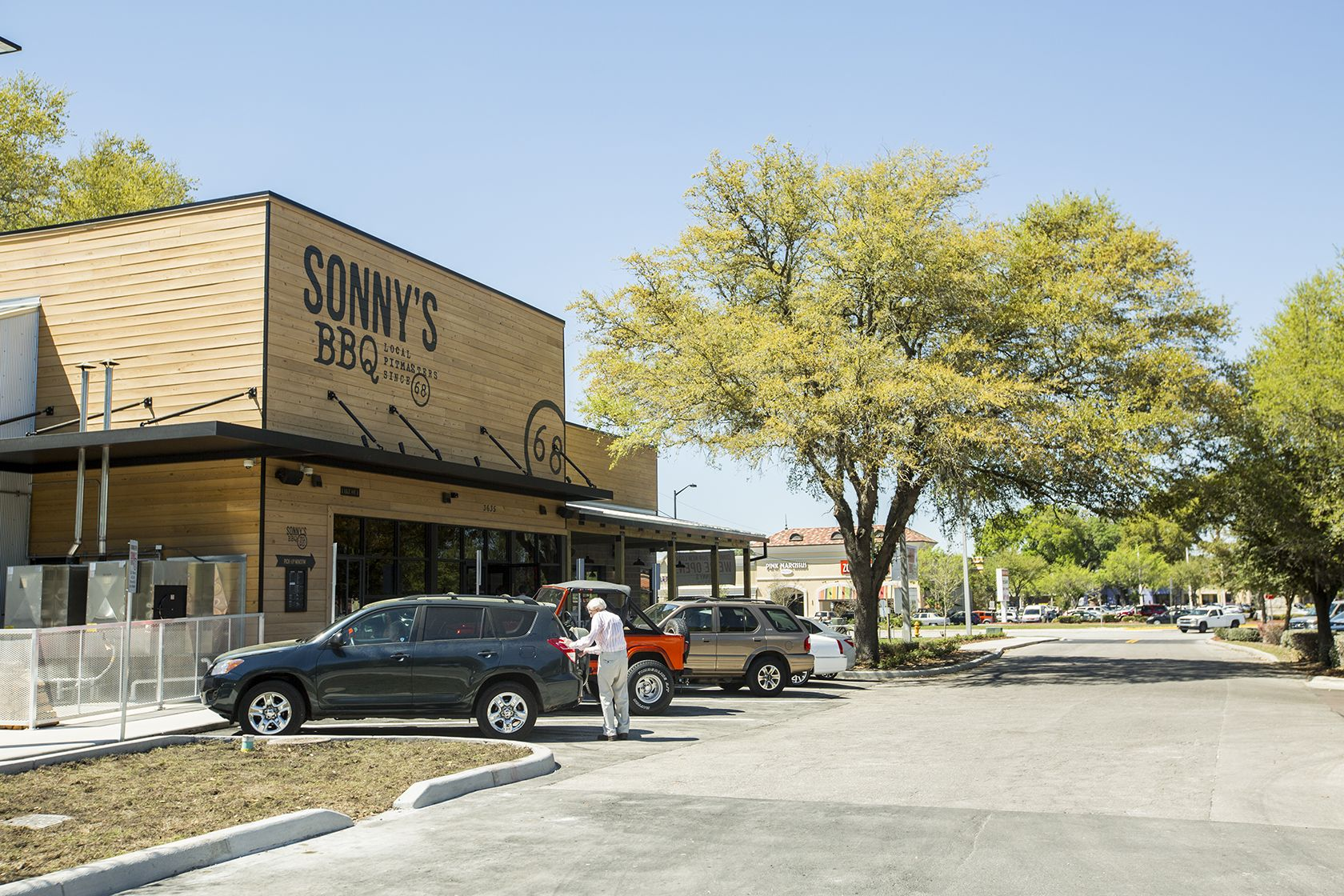 Rebuilt From The Ground Up The New Original Sonny S Bbq Location In Gainesville Fl Sonnys Bbq Gainesville Bbq