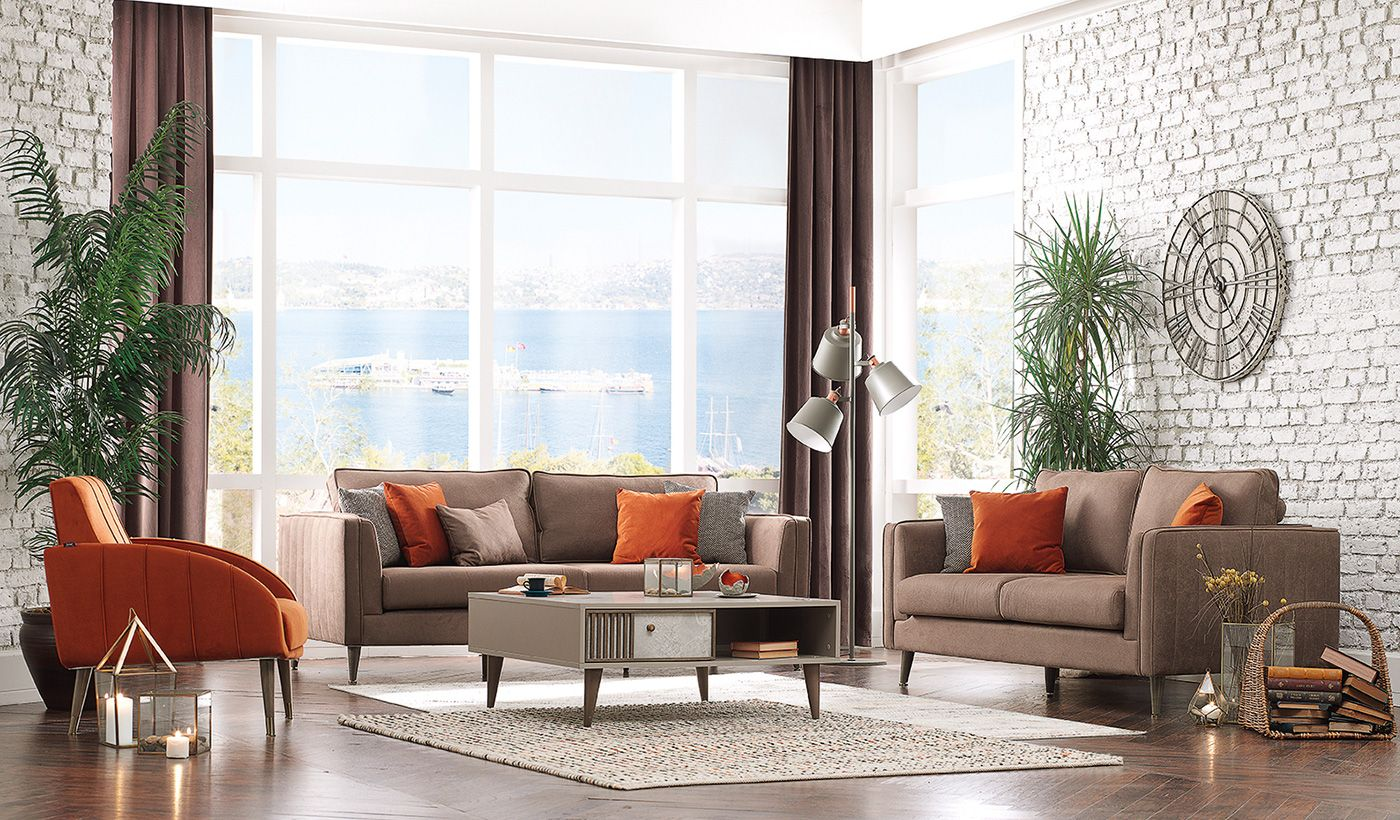 Koltuk Takimlari Bright Living Room Home Home Decor