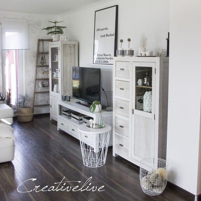 Kreidefarbe für´s Wohnzimmer