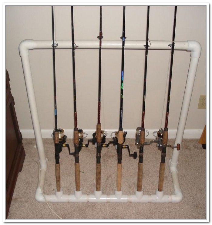 Superieur Diy Fishing Pole Storage   General Storage : Best Storage Ideas .