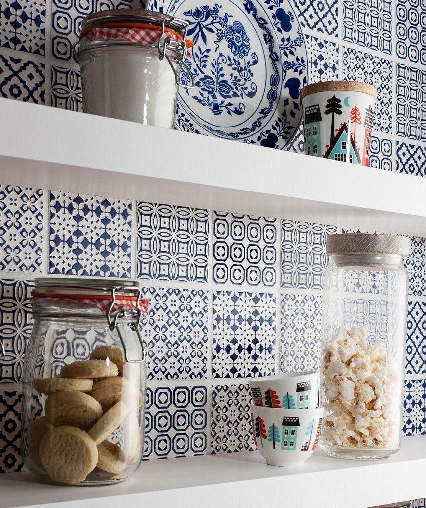 Top 15 Patchwork Tile Backsplash Designs for Kitchen | Pinterest ...