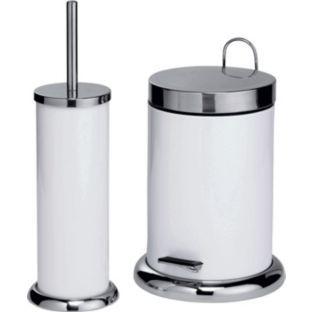 Colour Match Bathroom Bin And Toilet Brush At Argos Co Uk Great Range Of Colours Bathroom Bin Toilet Brush Trash Can
