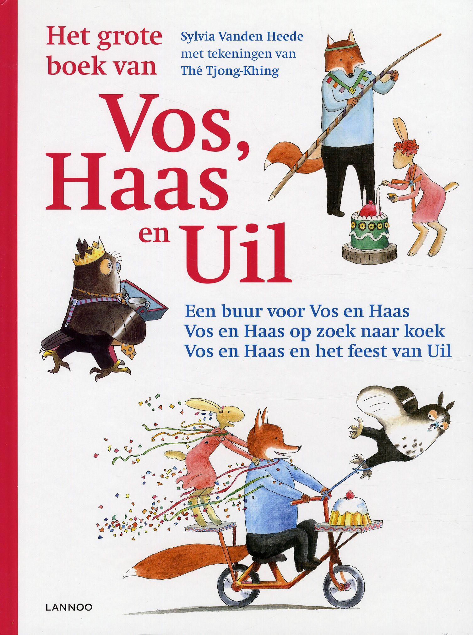 Het grote boek van Vos & haas