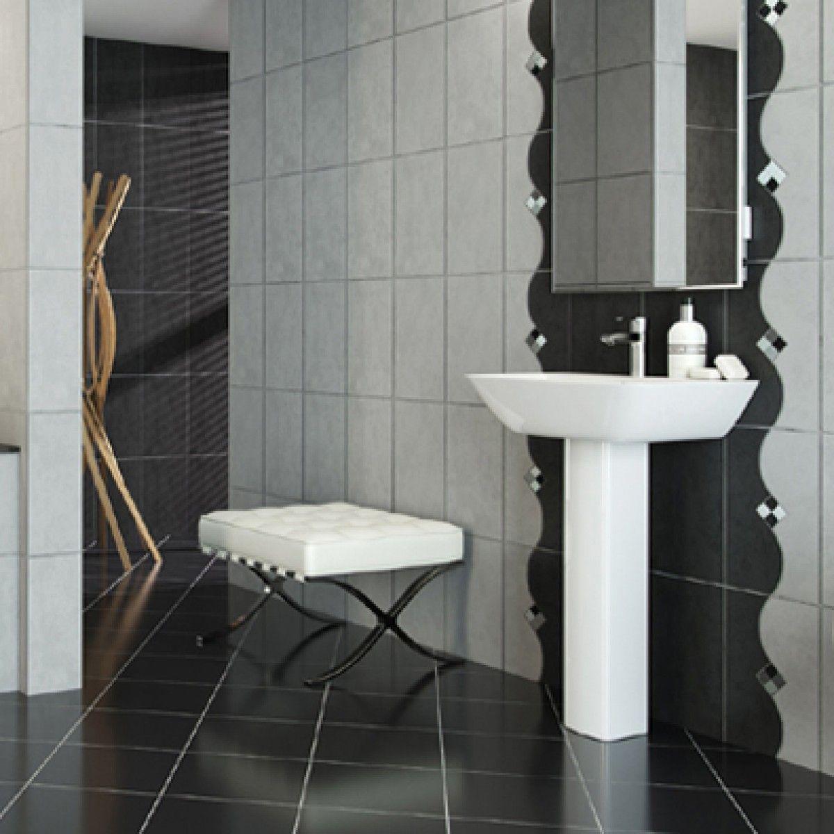 Fiore Light Bathroom Grey Wall Tiles Crown Tiles Grey Wall Tiles Bathroom Wall Tile Light Grey Walls